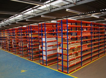 Tips On How To Choose The Right Shelving Solutions For Your Business