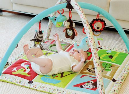 Developmental Benefits of Using a Baby Play Mat