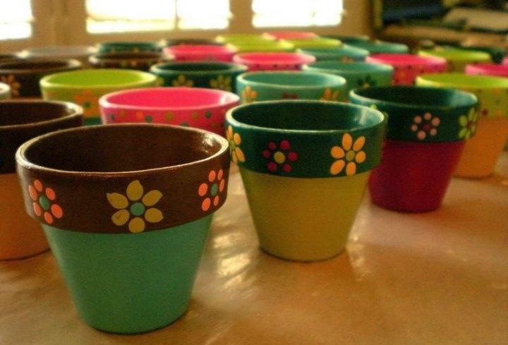 painted-flowerpots