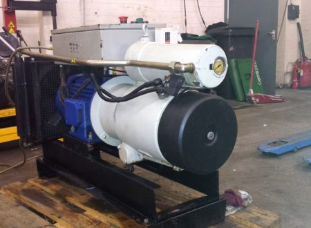 Energy And Financial Benefits Of Rotary Vane Air Compressor