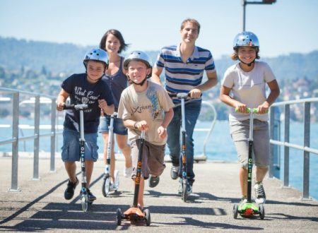 Why Are Micro Scooters Must-Haves For Middle-Class Children