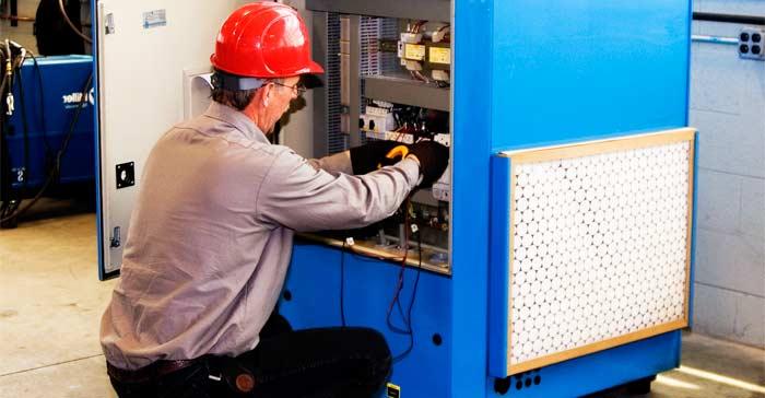 compressor-maintenance