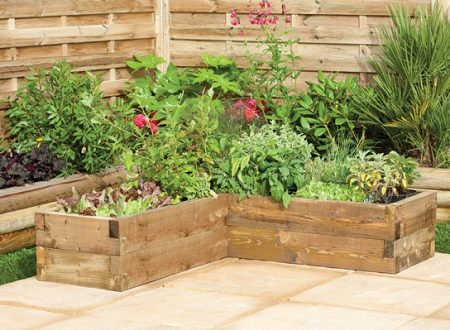 Raised Beds: Improved Soil, Drainage and Simplified Weed & Pest Control