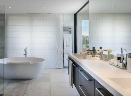 Dreamy Bathroom Ideas to While Away the Hours In