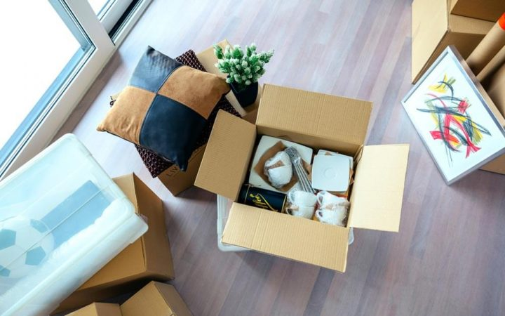 keepsake cardboard box