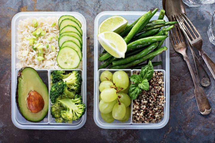 vegan meal delivered