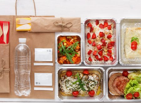 The Great Convenience of Healthy Meal Delivery Services