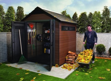 How to Organise Your Tool Shed for Maximum Storage