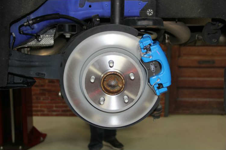 brake pads for ford focus