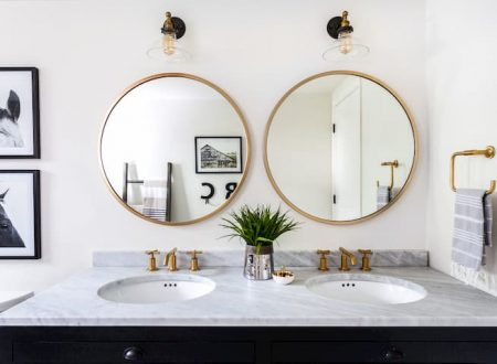 Mirrors, Mirrors – Which One's Fit for Your Bathroom Wall?